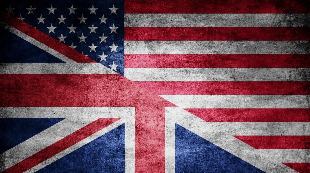 USA:UK